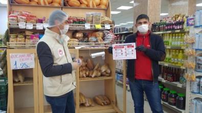Ekmek Satışına Korona Virüs Önlemi