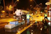 GÜNDOĞDU - Manavgat'ta Dezenfekte Ekiplerinin Sayısı Arttırıldı