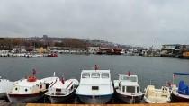 YAĞIŞLI HAVA - Marmara Denizi'nde Poyraz Etkisini Sürdürüyor