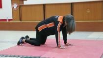 YOUTUBE - Muğla'da Egzersiz Ve Spor Kursları İnternet Üzerinden 'Evde Fit Kal' Projesiyle Sürüyor