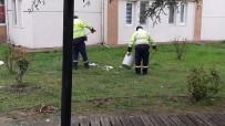 BAHÇEŞEHIR - Park Ve Bahçelerin Temizliği Yapıldı