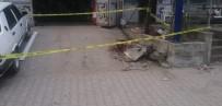 ALACAK VERECEK MESELESİ - Sanayi Sitesinde Pompalı Tüfekle Saldırı Açıklaması 1 Yaralı