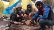 KAMU PERSONELİ - Sığınmacı Çocuklar Sınırda Umutla Bekliyor