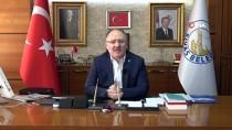 MUHABBET - Sivas Belediye Başkanı Bilgin'den Koronavirüse Karşı 'Görüntülü Konuşma' Uygulaması