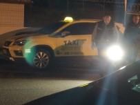 OLAY YERİ İNCELEME - Ticari Taksiye Tüfekle Ateş Açtılar