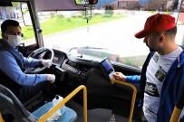 ÇIN HALK CUMHURIYETI - Toplu Taşımaya Virüs Önlemi