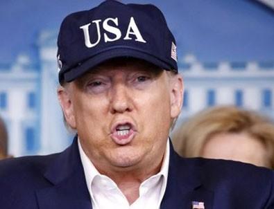 Trump o ülkeden yardım istedi