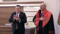 YÜKSEK YARGI - Yargıtay Başkanlığına Seçilen Akarca, Görevi Cirit'ten Devraldı
