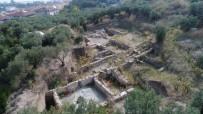 HELENISTIK - Antik Kentin Kalıntılarına Saldırı