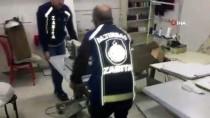 MÜSAMAHA - Başkent'te Sahte Maske Üretenlere Operasyon