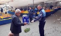 BEYOĞLU BELEDIYESI - Beyoğlu Zabıtasından Semt Pazarlarında Korona Virüs Denetimi