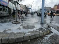 WHATSAPP - Çaldıran Belediyesinden Korona Virüsüne Karşı Dezenfekte Çalışması