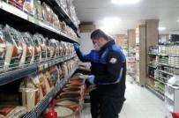 TOPLUM DESTEKLI POLISLIK - Elazığ Polisi, Evden Çıkamayanlar İçin Alışverişte