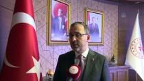 OLIMPIYAT OYUNLARı - Gençlik Ve Spor Bakanı Mehmet Muharrem Kasapoğlu, Olimpiyatların Ertelenmesini Değerlendirdi Açıklaması