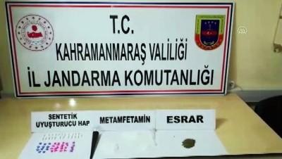 GÜNCELLEME - Kahramanmaraş'ta Uyuşturucu Operasyonunda 25 Şüpheli Yakalandı