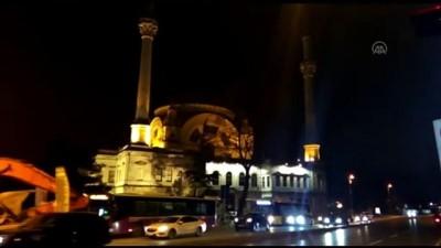 İstanbul'daki Camilerde Kovid-19 Salgınının Son Bulması İçin Dua Edildi