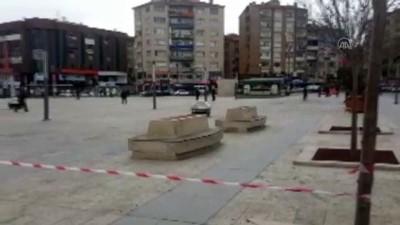 Kırşehir'de 65 Yaş Üstü Vatandaşlar Sokağa Çıkma Kısıtlamasına Uyuyor