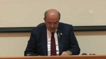 ERSIN TATAR - KKTC'de Kovid-19 Nedeniyle Ekonomik Tedbir Paketi Açıklandı