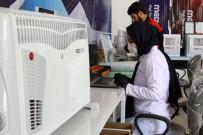 KARBONMONOKSİT - Korona Virüsüne Karşı Ortam Dezenfekte Cihazı Van'da Üretildi