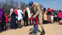EKREM CANALP - Sığınmacıların Sınırda Bekleyişi 27. Gününde