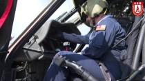 JANDARMA GENEL KOMUTANLIĞI - T70 Helikopteri Yer Testleri Başarıyla Devam Ediyor