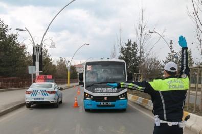 Toplu Taşıma Araçlarında Korona Denetimi