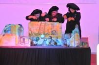 YOUTUBE - Türkiye'nin Tek Kukla Tiyatrosu Çocuklar İçin İnternette