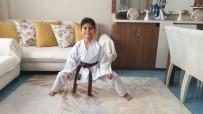 KARATE - Uzaktan Spor Çağrısına Alaşehir'den Cevap Gecikmedi