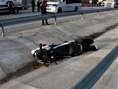 Veteriner Hekim Motosiklet Kazasında Yaşamını Yitirdi