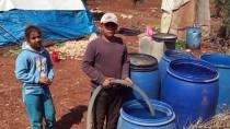 TUZLA BELEDİYESİ - Afrin'deki Suriyelilere Haftalık 100 Ton Su Yardımı