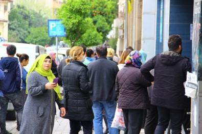 Aydın'da 'Korona Virüs' Manzaraları