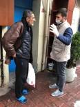 BEYOĞLU BELEDIYESI - Beyoğlu Vefa Destek Grubu Hasta Ve Yaşlıların Hizmetinde