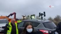 SINIR KAPISI - Bulgaristan, Avrupa'dan Gelen Yükleri Türkiye'ye Taşımak İstiyor
