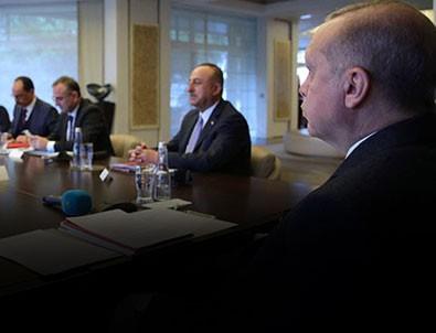 Cumhurbaşkanı Erdoğan G20'ye video konferansla katıldı