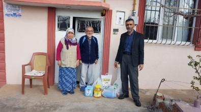 Din Görevlileri Vatandaşların İhtiyaçlarını Karşılıyor