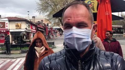 Edirne'de Banka Ve PTT Şubeleri Koronavirüs Tedbirlerini Artırdı