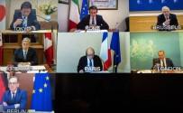 AVRUPA KOMISYONU - G-7 Dışişleri Bakanları Toplantısında Koronaya Karşı İş Birliği Vurgusu