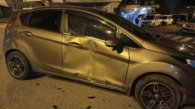 Gercüş'te Motosiklet İle Otomobil Çarpıştı Açıklaması 1 Yaralı