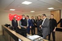 İHBAR HATTI - Giresun Valisi Sarıfakıoğulları 155 Hattına Yapılan Başvuruları Cevapladı
