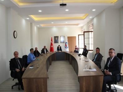 Hisarcık'ta Vefa Sosyal Destek Grubu Koordinasyon Toplantısı