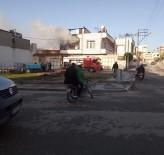 OSMAN GAZI - Kilis'te İkamet Yangını