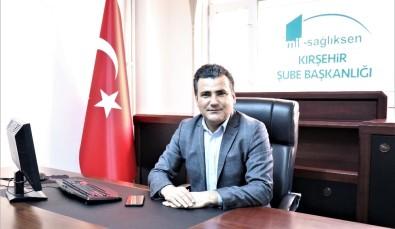 Kırşehir Sağlık Çalışanları Derneği, 'Toplumsal Uyumla Virüs Savaşında Başarılı Oluruz'