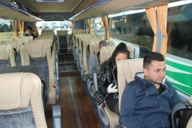 Korona Virüsü Korkusu Otobüs Seferlerini İptal Ettirdi