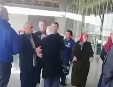 Manisa'da polis 65 yaş üstü vatandaşa bağırdı!