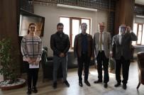 AZİZ SANCAR - Mardin'de 3D Yazıcılarla Koruyucu Siper Üretimi Başladı