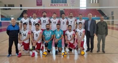 Melikgazi Belediyespor Final Grubunda Kaybetti