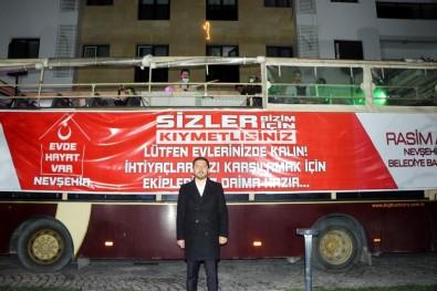 Nevşehir'de 'Korona Konserleri' Başladı