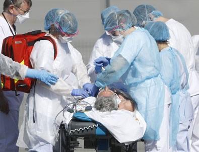 Ölümden sonra koronavirüs yaşıyor mu?