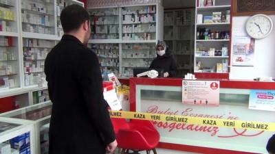 Şanlıurfa, Malatya, Kahramanmaraş Ve Gaziantep'te Koronavirüs Tedbirleri