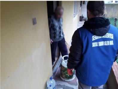 Serdivan Belediyesi Ekipleri Vatandaşları Yalnız Bırakmıyor